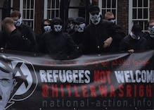 British Neo-Nazi group banned under anti-terrorism act