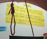 Vandals break into queer Southeast Asian youth center and string up a noose
