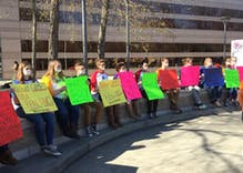 Outraged students protest in Charlotte after HB2 repeal attempt backfires