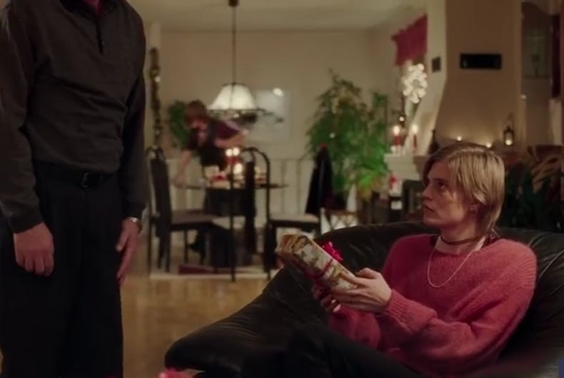This Danish electronics company's trans-inclusive Christmas ad is incredible