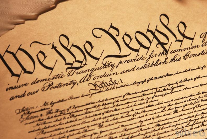 Is a constitutional amendment the route to LGBTQ equality we should be fighting for?