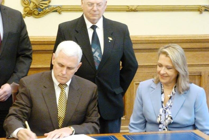 Republican lawmaker blocks anti-transgender bill in Indiana