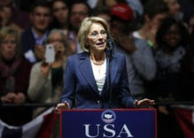 Would-be Education Secretary will face tough questions about LGBT rights