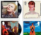 Stamp Oddity: Royal Mail postage pays tribute to David Bowie