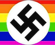 North Dakota state senator posts Pride flag with swastika on Facebook