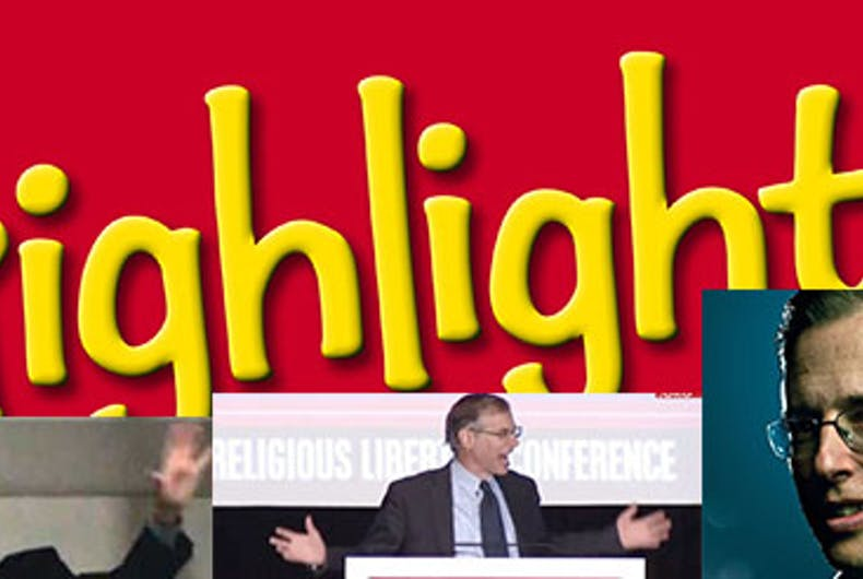 Pastor Kevin Swanson: 'Highlights' magazine is no better than ISIS