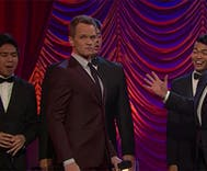 Neil Patrick Harris & James Corden's Broadway musical riff-off is must-watch TV
