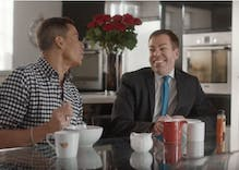 Gay couple featured in new Kellogg's Corn Flakes commercial