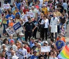 LGBTQ activists prepare for an uphill battle in fight for legal equality
