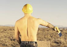 Hot bodies help Milo build a wall for 'Daddy' Trump in 'worst Sean Cody video'