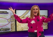 Samantha Bee taunting Trump about Peegate was must watch TV last night