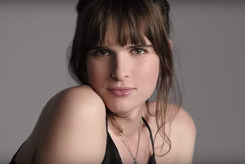 Hari Nef is L'Oréal's first transgender model