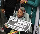 The Women's March on Washington highlighted old and new racial tensions