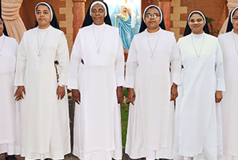 Nuns in India have started a school for transgender dropouts