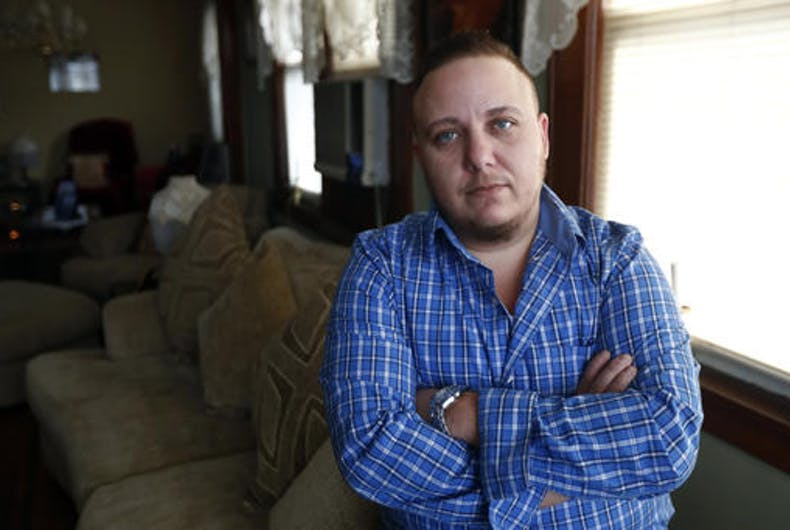 Transgender man sues Catholic hospital for refusing his hysterectomy