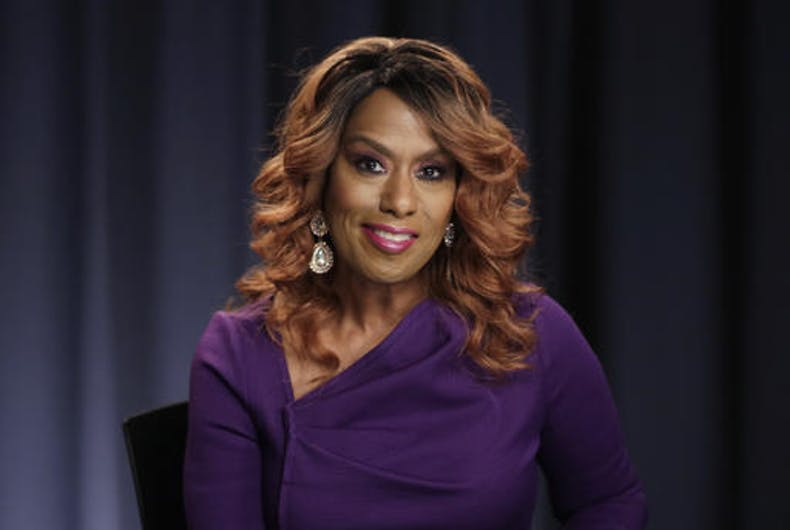 Jennifer Holliday is turning 60 & she's a little confused about modern LGBTQ terminology