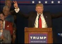 Will Donald Trump self-destruct like President Richard Nixon did?