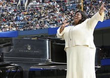 'I'm not gay no more' Andrew Caldwell says he's suing gospel singer Kim Burrell