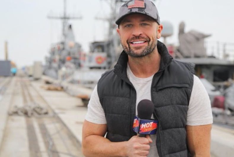 Country Music Television star Cody Alan comes out as gay