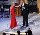 Kellyanne Conway punched a man in the face at Trump's inaugural ball