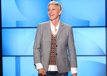 Ellen responds to Trump's move to legalize discrimination