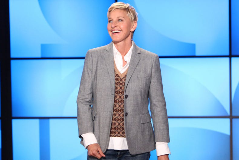 Ellen is in 'awe' of Christine Blasey Ford for telling her story