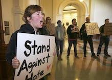 Texas warned of backlash over transgender bathroom bill