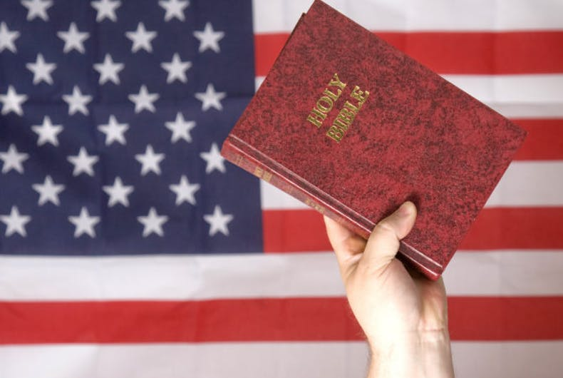 Will 2017 be the year of 'religious freedom' laws?