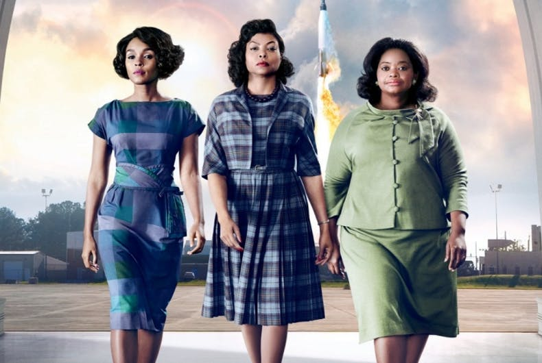 What 'Hidden Figures' can teach the LGBTQ community