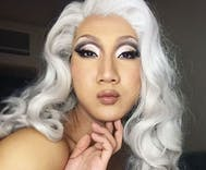 Gay Buddhist monk is also a makeup artist who helps trans people look their best
