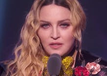 Madonna talks about the gay character in her upcoming film