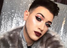 Maybelline's first male model smacks down hater with help from dad
