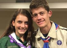 NOW calls for Boy Scouts to include girls now that trans boys are allowed