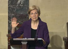 Senate Republicans silence Elizabeth Warren for quoting Corretta Scott King