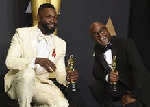 'Moonlight' mixup: Oscars end with fake news as 'La La Land' loses best picture