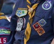 The first transgender Cub Scout officially joined his pack last night