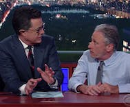 Jon Stewart to heartbroken, Trump-obsessed media: 'Kick him to the curb!'
