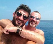 Has George Michael's boyfriend been banned from the singer's funeral?