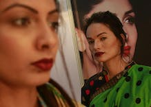 Transgender model Anjali Lama breaks barriers in India's fashion world