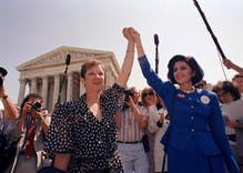 Norma McCorvey, woman at center of Roe v. Wade abortion case, dead at 69