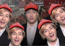 Randy Rainbow calls out Trump for his constant lies in hilarious new video