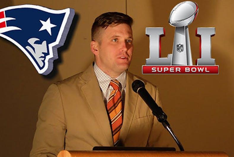 Neo-Nazi congratulates Super Bowl champions by dubbing it 'NFL's Whitest Team'