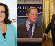 If Melissa McCarthy's Spicer skit bugged Trump, what would Rosie as Bannon do?
