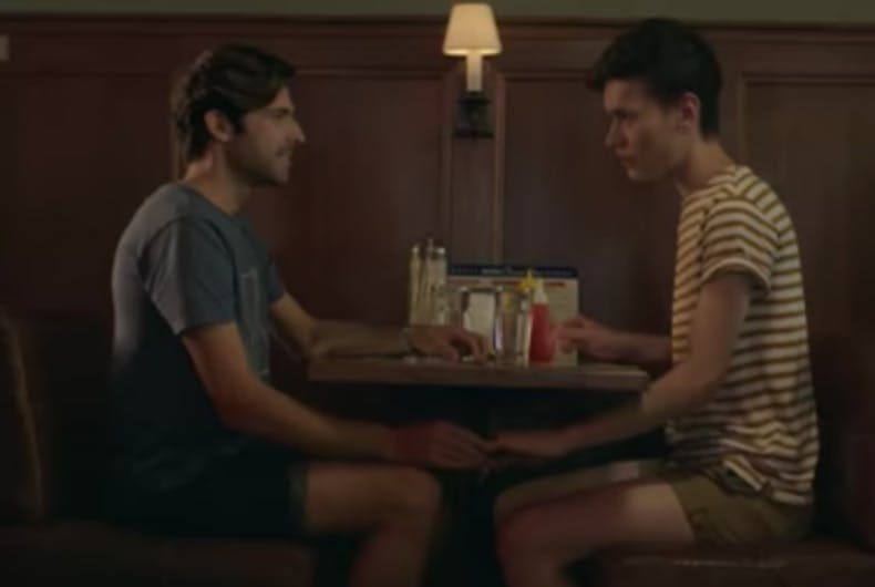 Watch: Moving ad campaign encourages LGBTQ couples to keep holding hands