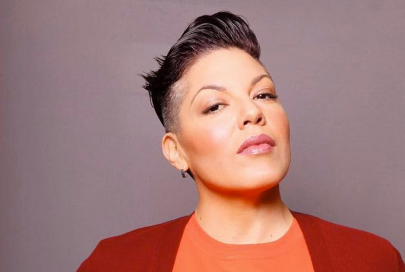 Grey's Anatomy star Sara Ramirez calls out biphobia in ABC's 'Real O'Neals'