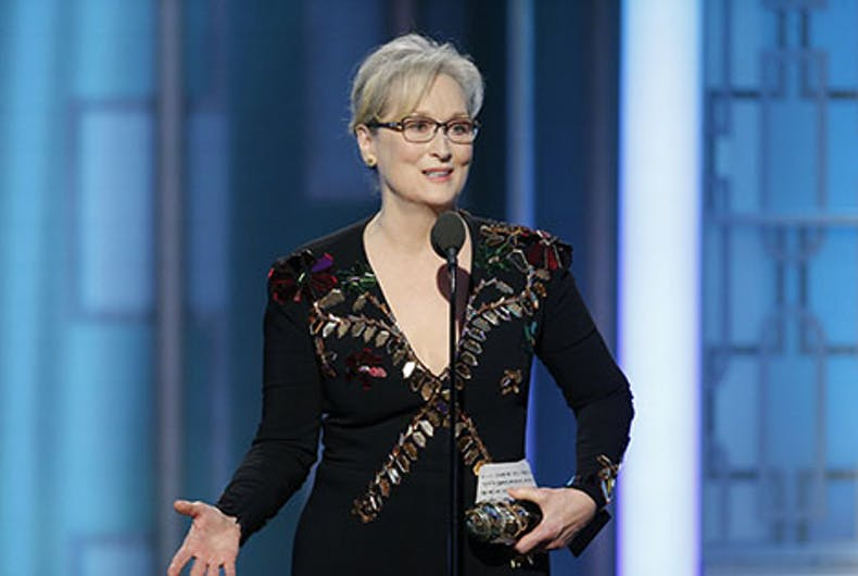 Red carpet clash: Meryl Streep vs. Chanel in 'pay to wear' Oscar gown dispute