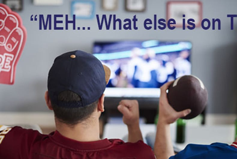Not into sportsball? Check out these alternatives to today's Big Game