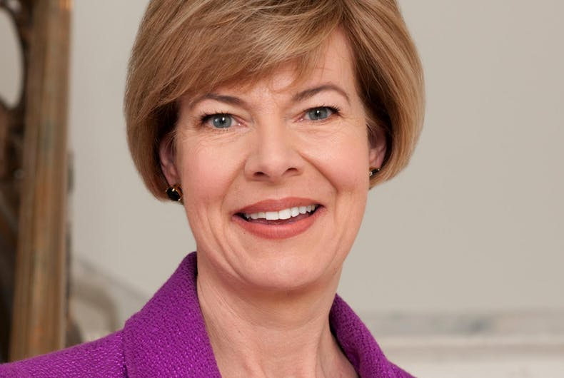 How cheese may re-elect Tammy Baldwin