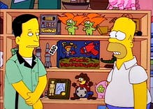 Simpsons' first gay episode almost didn't make it past Fox censors