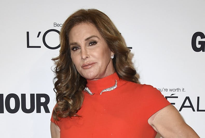 Watch: Caitlyn Jenner calls Trump's anti-trans move 'a disaster'
